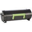 Lexmark - 50F0Ha0 500Ha Toner Cartridge High - Black - Black