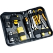 SYBA Multimedia - 43 Piece PC Basic Maintenance Tool Kit with Chip Extractor and Wire Stripper