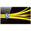 HP - 47-inch Micro-Bezel Video Wall Display