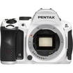 Pentax - 16.3 Megapixel Digital SLR Camera Body Only - White