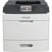 Lexmark - Laser Printer - Monochrome - 1200 x 1200 dpi Print - Plain Paper Print - Desktop - White