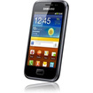 Samsung - Galaxy Ace Plus GT-S7500L Cell Phone - Unlocked - Dark Blue