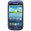 Samsung - Unlocked Galaxy S III mini 8GB GT-I8190 2G GSM for AT&T and T-Mobile - Blue