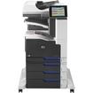 HP - LaserJet 700 Laser Multifunction Printer - Color - Plain Paper Print - Floor Standing