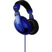 Vibe - Premium Color DJ Style Noise Reduction Headphones - Blue - Blue