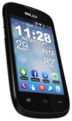 Blu - Dash 3.5 D170a Cell Phone (Unlocked) - Black
