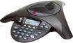 Polycom - SoundStation 2W Conference Phone (Wireless DECT 6.0) - Black - Black