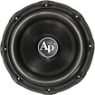 Audiopipe - NEW TXXBD312 12 1800W TRIPLE STACK WOOFER CAR AUDIO SUBWOOFER SUB - Black