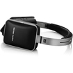Harman Kardon - NC Noise-Cancelling Headphones with Mic - Black - Black