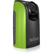 Brinno - TLC200 F1.2 Time Lapse and Stop Motion HD Video Camera Built In Super Wide Angle Lens - New Version - Black, Green