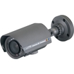 Speco - Intense-IR Cable Surveillance Camera - Silver