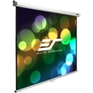 "Elite Screens - Manual Projection Screen - 100"" - 16:9 - White"