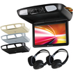 """Planet Audio - Car DVD Player - 10.1"""" LCD"""