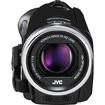 JVC - Everio GZ-E100 High Definition Digital Camcorder - Black