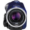 JVC - Everio GZ-E100 High Definition Digital Camcorder - Blue