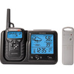 AcuRite - Digital Weather Station Plus Portable Weather Alert NOAA Radio with S.A.M.E.