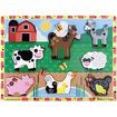 Melissa & Doug - 3723 Farm Chunky Puzzle