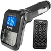 Pyle - Mobile MP3/MP4/USB & Micro SD Player FM Transmitter - 206 x FM Presets