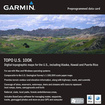 Garmin - TOPO U.S. 100K Digital Map