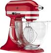 KitchenAid - Artisan Design Tilt-Head Stand Mixer - Candy Apple Red