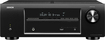 Denon - 550W 5.1-Ch. 3D Pass Through A/V Home Theater Receiver - Black - Black