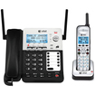 AT&T - SynJ SB67138 2 Handset Corded / Cordless (4 Line)