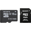 Sony - 16 GB microSD High Capacity (microSDHC)