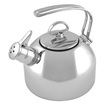 Chantal - Steel Classic Teakettle (1.8 Qt.) - Stainless - Stainless