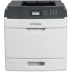 Lexmark - MS710DN Laser Printer - Gray
