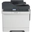 Lexmark - CX310N Color Laser Multifunction Printer - Gray