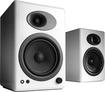 Audioengine - A5+ - Premium Powered Speakers - Glossy White