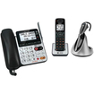 AT&T - 2 Handset Corded / Cordless Phone