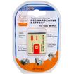 Zeikos Electronics - ZE-NPFG1 3.7 V DC Rechargeable Proprietary Battery Size Camera Battery