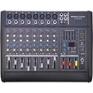 Seismic Audio - LandSlide 8P 8 Channel DSP Professional Powered Mixer