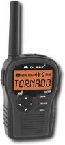 Midland - Weather & Alert Radio - Black - Black
