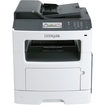 Lexmark - Laser Multifunction Printer - Monochrome - Plain Paper Print - Desktop