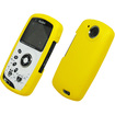 Empire - Silicone Cover Case for Kodak Playsport ZX3 Pocket Video Camera - Yellow - Yellow
