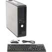 Dell - Optiplex Desktop Computer - Intel 2.60 GHz - Small Form Factor - Gray