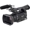 Panasonic - AG-AC130A Digital Camcorder - Black