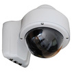 VideoSecu - Dome Indoor/Outdoor CCD Vari-focal Lens Security Camera Home Surveillance 1Z5 - White