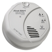 First Alert - Sco501Cn-3St Onelink Battery Operated Combination Smoke & Carbon Monoxide Alarm w/ Voice Location - White
