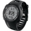 Garmin - Garmin Forerunner 210 Watch Teal with Heart Rate Monitor Garmin Forerunner 210 (010-00863-30 ) - Black