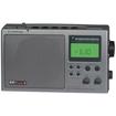 C. Crane - Radio Tuner - 5 x AM, 5 x FM, 5 x VHF, 5 x WX Presets - Titanium