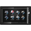 """Power Acoustik - In-Dash Double DIN 6-1/2"""" DVD/MP3 LCD Touchscreen Car Stereo Receiver - Multi"""