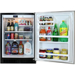 Marvel - Refrigerator - Black