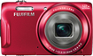 Fujifilm - FinePix T550 16.0-Megapixel Digital Camera - Red