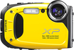 Fujifilm - FinePix XP60 16.4-Megapixel Digital Camera - Yellow