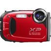 Fujifilm - FinePix XP60 16.4-Megapixel Digital Camera - Red