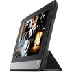 Belkin - Thunderstorm Speaker Case for Select Apple® iPad® Models - Black/Silver - Black/Silver