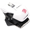 Mad Catz - R.A.T. M Bluetooth Laser Mobile Gaming Mouse - White - White
